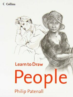 People (Collins Learn to Draw) by Patenall, Philip Book The Cheap Fast Free Post