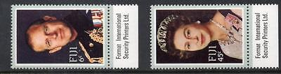 Fiji MNH 1982 Royal Visit
