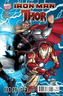 Iron Man/Thor (2011) #1 of 4