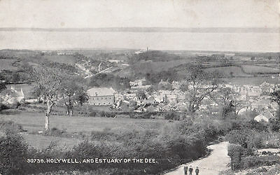 Holywell     Holywell And Estuary Of The Dee