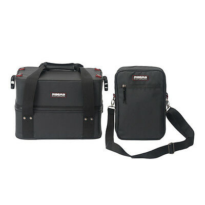 Magma - Riot 45 Record Bag Large Black / Red