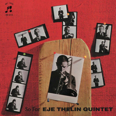 Eje Thelin Quintet - So Far (Vinyl LP - 1963 - EU - Reissue)