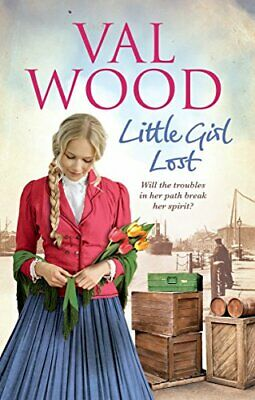 Little Girl Lost by Wood, Val Book The Cheap Fast Free Post