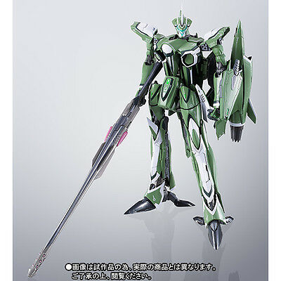 Bandai Dx Chogokin Macross Frontier Vf-27B Lucifer Valkyrie Grace Custom Head