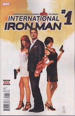 International Iron Man #1   NEW!!!