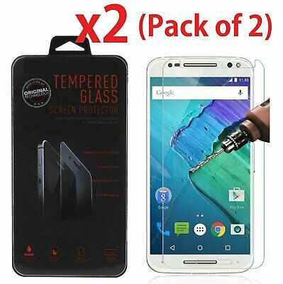 HD Clear Tempered Glass Screen Protector for Motorola Moto X Pure Edition/Style