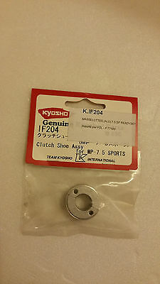 Kyosho Clutch Shoe Assy (For Mp-7.5 Sports) If204