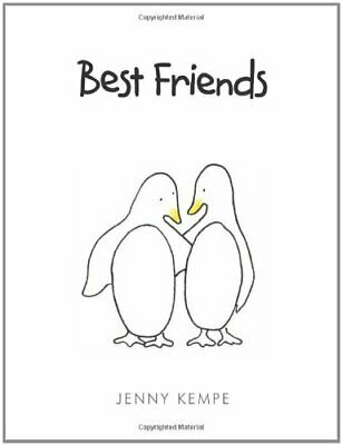 Best Friends: 1 (Life is Beautiful) by Jenny Kempe Hardback Book The Cheap Fast