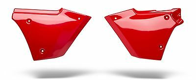 New Honda Atc250Es Atc 250Es 85 - 87 Big Red Plastic Side Panels 250 Es