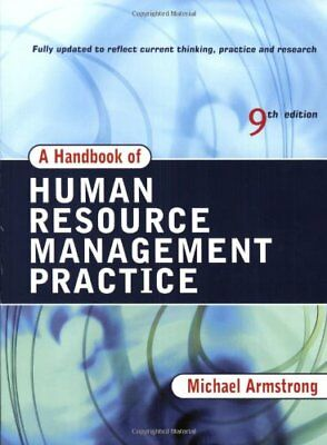 A Handbook of Human Resource Management Pract... by Armstrong, Michael Paperback