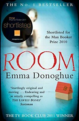 Room, Donoghue, Emma Paperback Book The Cheap Fast Free Post