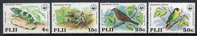 Fiji MNH 1979 Endangered Wildlife