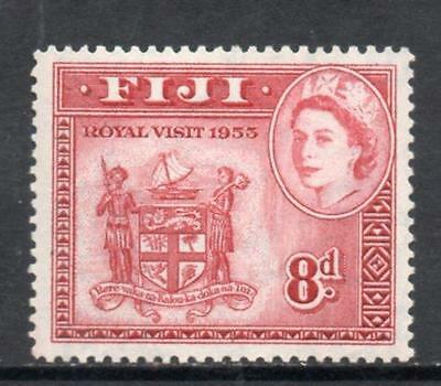 Fiji MNH 1953 Royal Visit