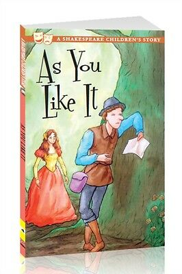 As You Like It- A Shakespeare Childrens Story (Shakespeare Child. 9781782260042