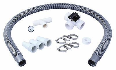 Kokido Bypass Kit for Above Ground Swimming Pools Solar Water Heaters | K874WBX