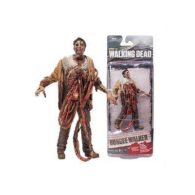 WALKING DEAD TV Version Series 6 BUNGEE WALKER ZOMBIE 15cm Figur NEU+OVP The