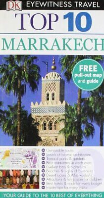 DK Eyewitness Top 10 Travel Guide: Marrakech by Humphreys, Andrew Paperback The