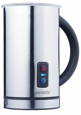 Aerolatte Automatic Hot or Cold Milk Frother and Cappuccino Foam Maker