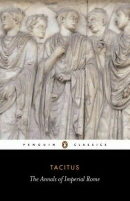 The Annals of Imperial Rome (Classics), Tacitus Paperback Book The Cheap Fast