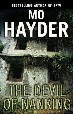 The Devil of Nanking by Mo Hayder 0553824856
