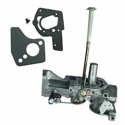 Fits Briggs & Stratton 498298 Carburetor With Free Gaskets