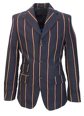 Relco Weller Navy Boating Blazer Free Postage