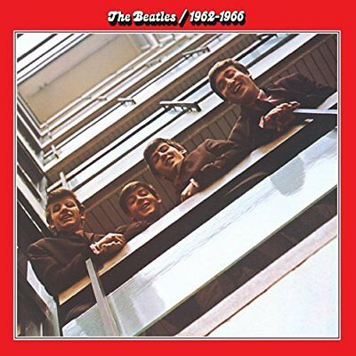 The Beatles - 1962-1966, The Red Album 2CD Best Of/Greatest Hits 2009 remaster