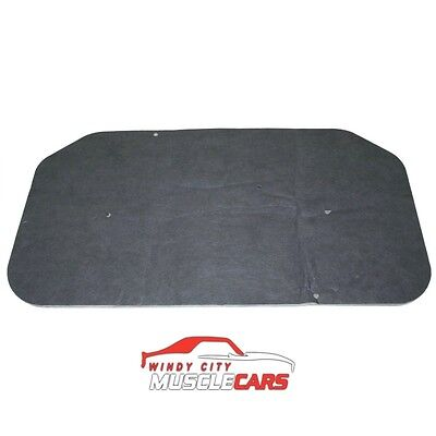 1971-74 Dart / Demon / Duster A Body Hood Insulation Pad with Clips