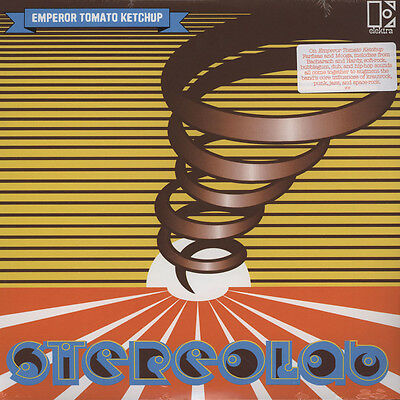 Stereolab - Emperor Tomato Ketchup (Vinyl 2LP - 1996 - US - Reissue)
