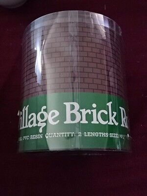 Rare New In Box Department 56 Village Brick Road #56.52108!