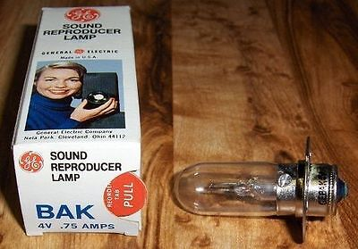 Bak Photo, Projector, Stage, Studio, A/v Lamp/bulb ***free Shipping***