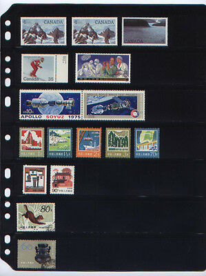 ANCHOR 60 New Stock Pages 7S (7-rows) Stock Sheets/ Double Sided.(FREE SHIPPING)