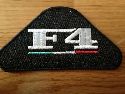 Italian Mv Agusta  F4 1000 Motorcycle Racing Biker Quality Jacket Patch