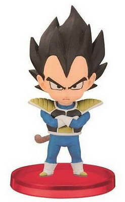 Dragonball Z World Collectible Mini Figure DBZ-04 KID VEGETA 7cm Figur NEU+OVP