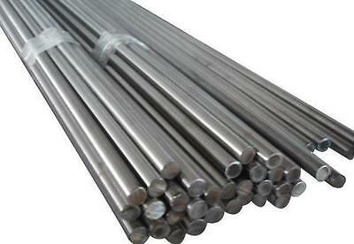 Bright Mild Steel Round Bar EN1A 4mm - 40mm Dia 100mm - 1000mm lengths