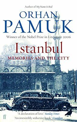 Istanbul: Memories of a City, Pamuk, Orhan Paperback Book The Cheap Fast Free