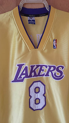 La Lakers Official Bryant Jersey Size Adult Medium