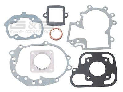 Gasket set Motor gasket set for Peugeot Ludix Jetforce Speedfight Vivacity 3 50