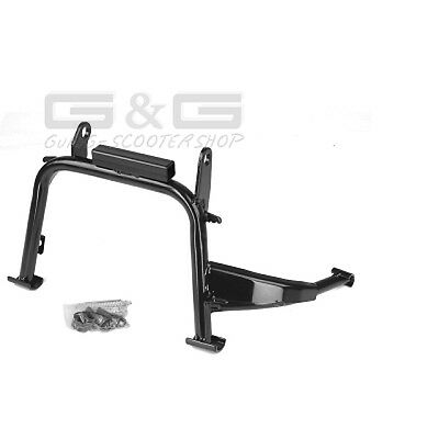 Centre Stand Central stand Black Main stand for Honda SH 125 150ccm