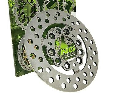 Brake disc NG 190mm with KBA for Sym Fiddle Orbit Allo TGB 303 Akros 202 309