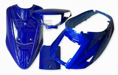 Fairing Kit Fairing parts in blue Metallic for YAMAHA JOG 50