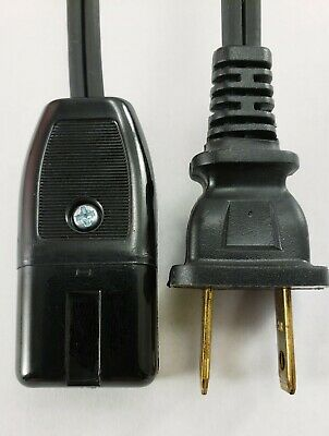 2pin 6ft Dominion Scovill Waffle Pancake Pizzelle Maker Power Cord 1251 1251.2