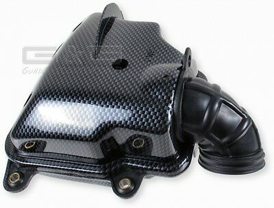 Air filter box in Carbon Look Keeway F-ACT Focus Hurricane Matrix RX8 RY6 RY8