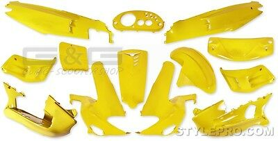 Fairing Set Fairing Yellow 13 Fairing Parts Gilera Runner 50 125 180