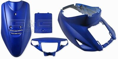 Fairing Kit Fairing parts in blue Matte for Yamaha Jog 50