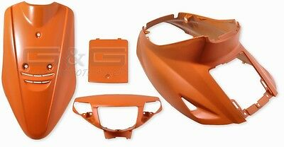 Fairing Kit Fairing parts in Orange Matte for YAMAHA JOG 50
