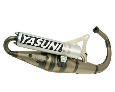 Yasuni Exhaust Scooter Z Mineral Standing Booster Bws Sr