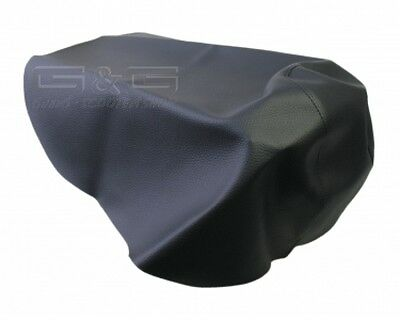 Seat Seat Cover in black for MBK Nitro Yamaha Aerox