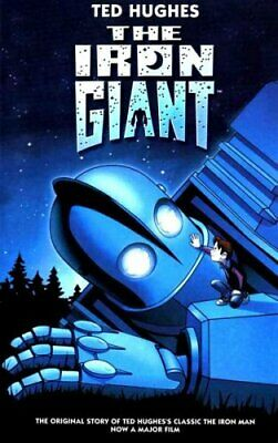 Iron Giant by T, Hughes Paperback Book The Cheap Fast Free Post