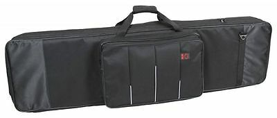 New Kaces Xpress Series Deluxe Travel Keyboard Case Bag 88 Note Model 15-Kb